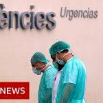 Coronavirus: Spain's casualty exceeds China's – BBC News